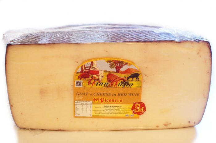 queso-de-cabra-al-vino